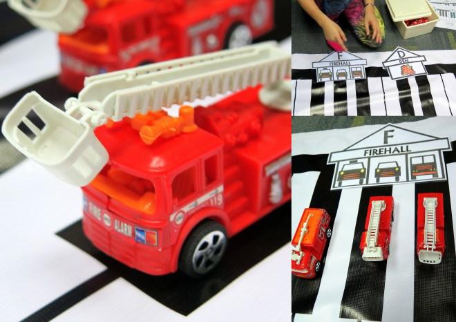 fire engine music