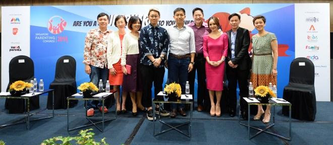 Closing Dialogue at the Singapore Parenting Congress