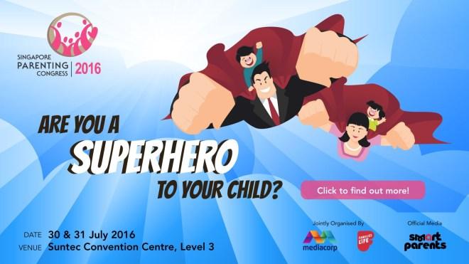 superhero parenting congress