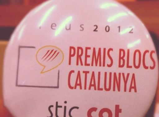 5a edició dels Premis Blocs Catalunya, a Reus