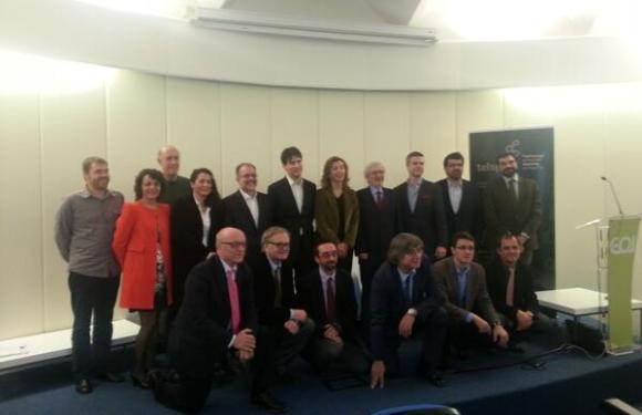 Jornada sobre MOOCs a Madrid, Telspain