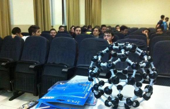 Matemàgia al CMU Ramon Llull