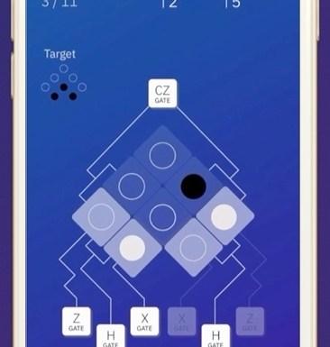 Hello Quantum, un joc de mòbil per aprendre una mica de programació d'ordinadors quàntics