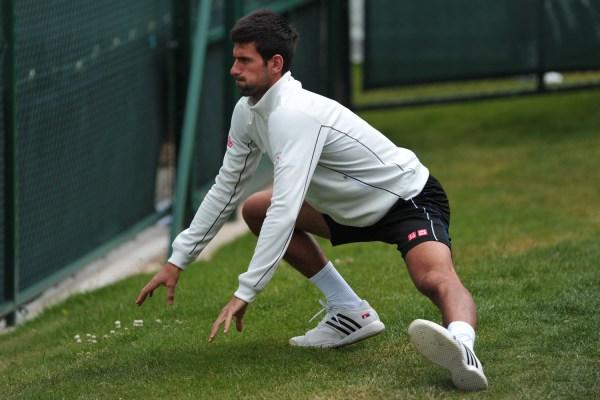 A importância da preparação física para tenistas