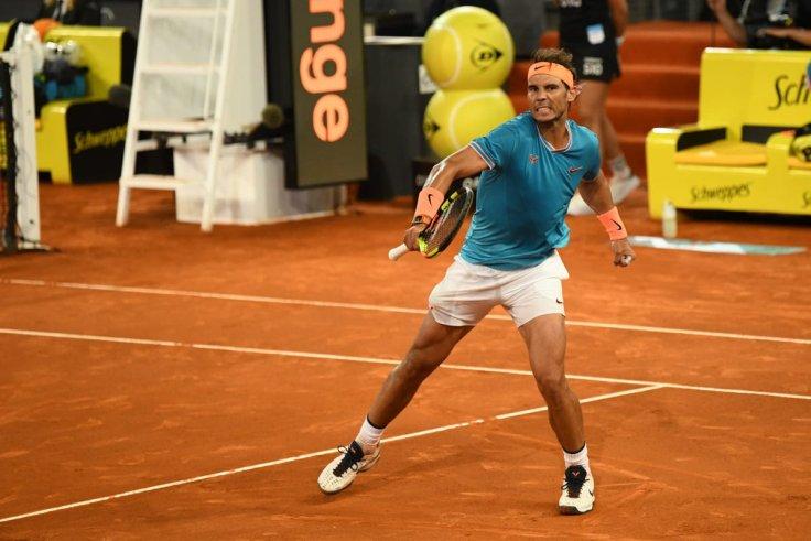 Rafa Nadal 2019 Masters Madri