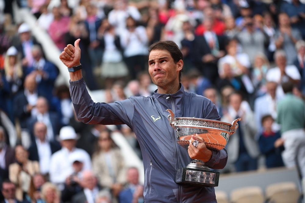12 vezes Rafael Nadal: A lenda viva vence Roland Garros 2019