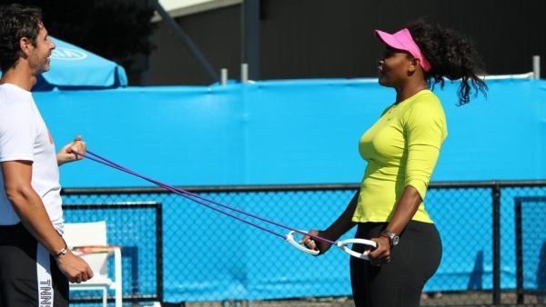 Quarentena: Atividade física para tenistas