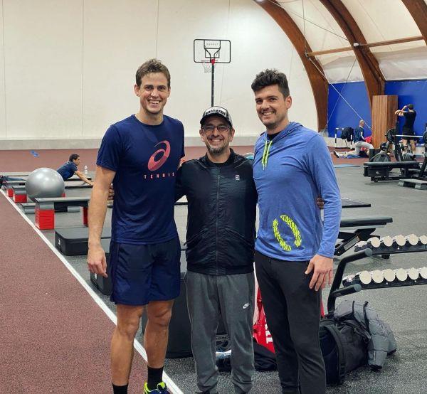 Minha experiência na Academia de Novak Djokovic