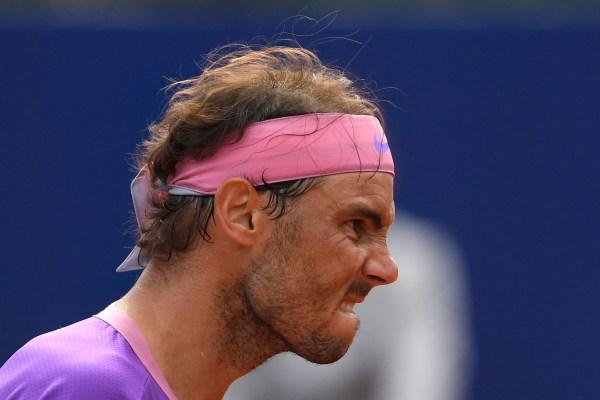 Motivação do tenista