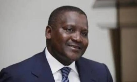 Aliko Dangote to receive a doctorate degree award