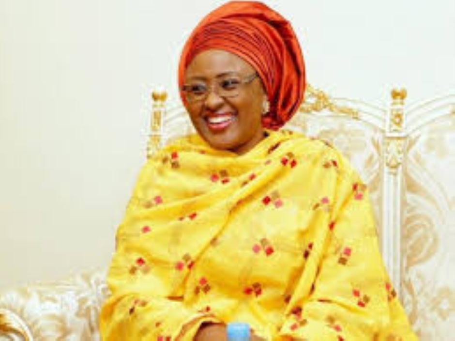 Wife of Muhammadu Buhari - Aisha Buhari
