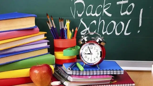 Back-to-school: 7 Tips for Parents to prepare their kids