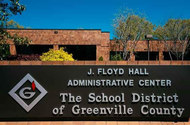 Greenville County Public Schools District