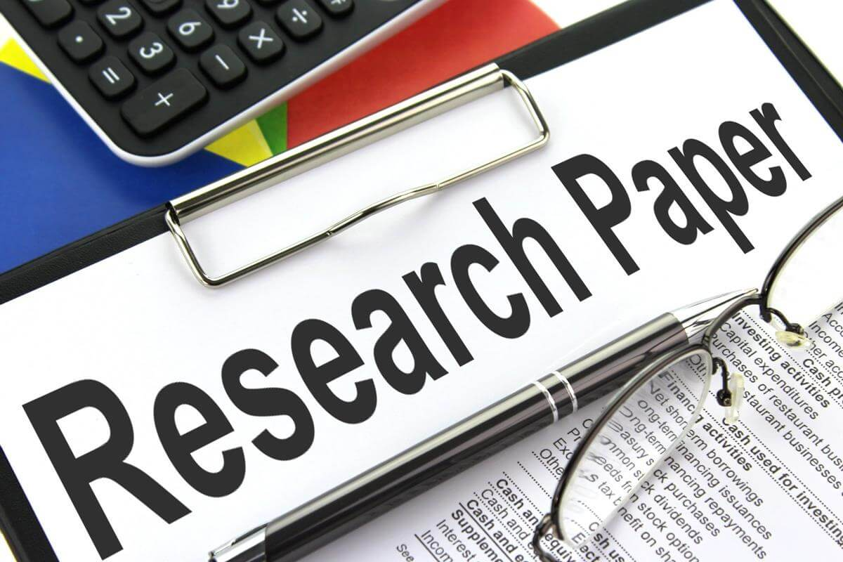 Research Paper | How To Write An Effective Research Paper An Algorithm Edupadhai