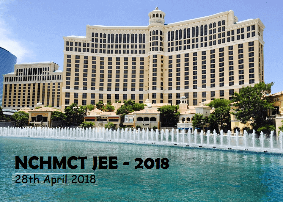 nchmct jee 2018