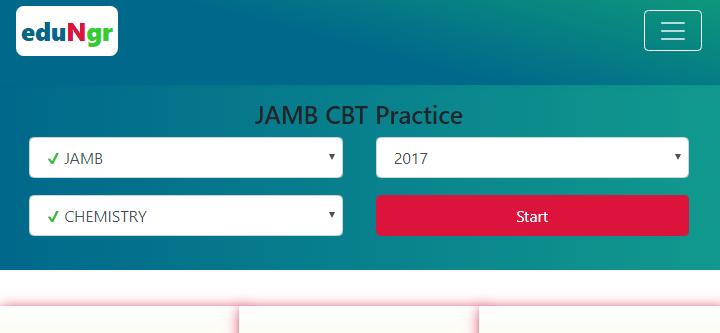 JAMB Past Questions App