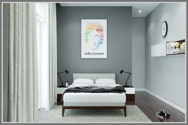 Terapkan Warna AbuAbu Untuk Kamar Tidur Yang Modern
