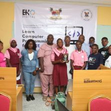 Lagos State Education Team Assesses the Eko Digital Project as managed by EduPoint