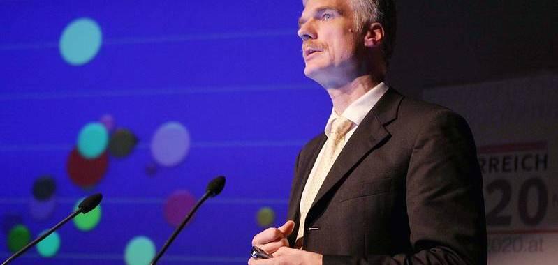 Andreas Schleicher, statisticien et membre de l'OCDE
