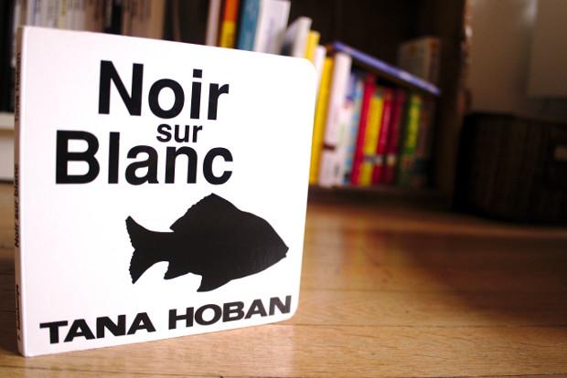 Noir sur blanc (Tana Hoban)