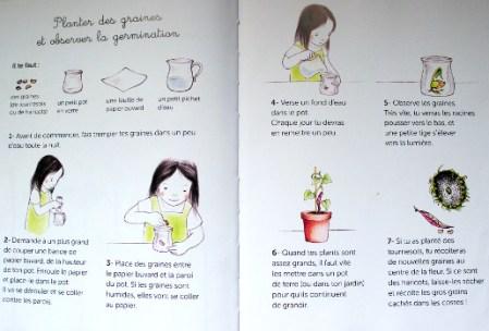 Mes petites histoires Montessori, Émy et les tournesols