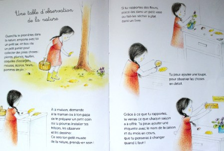 Mes petites histoires Montessori, La promenade