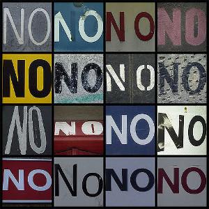 NO! de duncan c