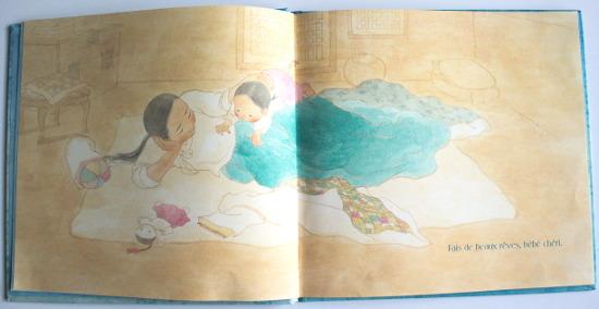 Livre Bonne nuit mon tout petit de Soon-hee Jeong