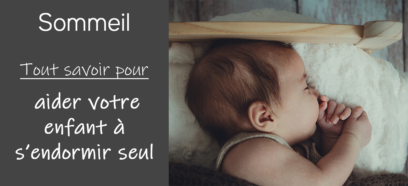 Sommeil : tout savoir pour aider votre enfant à s'endormir seul