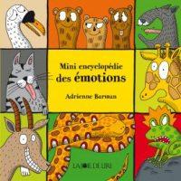 Mini encyclopédie des émotions (Adrienne Barmann)