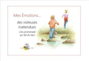 Livre Mes Émotions... des visiteuses inattendues
