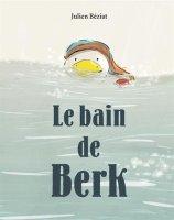 Livre Le bain de Berk