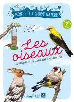 Livre Mon petit guide nature - Les oiseaux