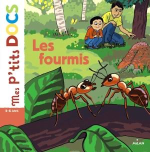 Livre Les fourmis - Mes p'tits docs