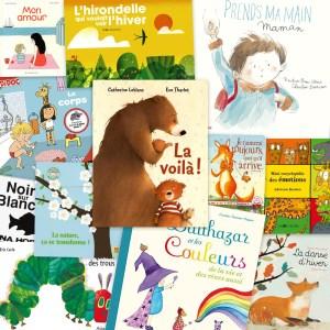 Les livres préférés des enfants