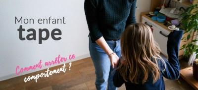 Que faire si mon enfant tape lorsqu'il est en colère (et ne peut pas s'en empêcher) ?