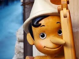 Pinocchio-mensonge