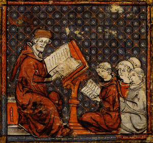 The Medieval Classroom