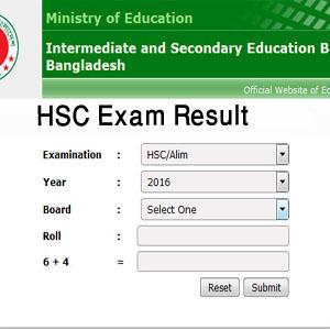 HSC Exam Result