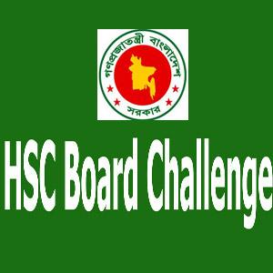 HSC Board Challenge Result 2018 Bangladesh Education Board