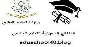 التخصصات و البرامج الأكاديمية في الجامعة السعودية الالكترونية