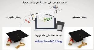 رسالة ماجستير – فعالية مدونة الكترونية في علاج التصورات الخطأ للمفاهيم العلمية للطلاب