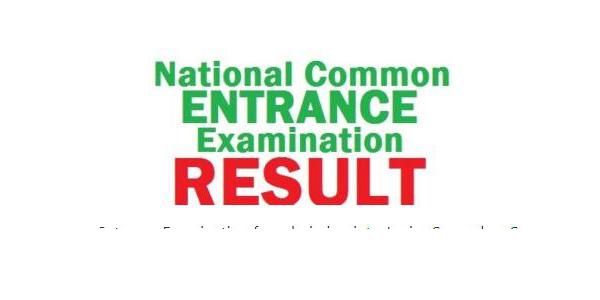 NCEE Result