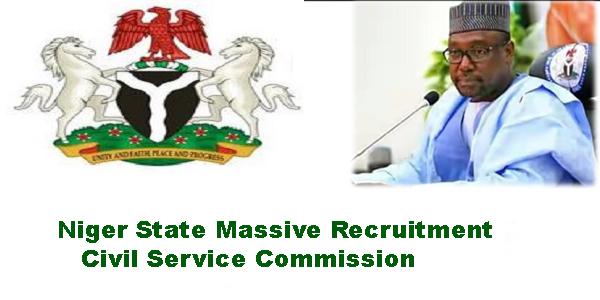 Niger State Massive Recruitment