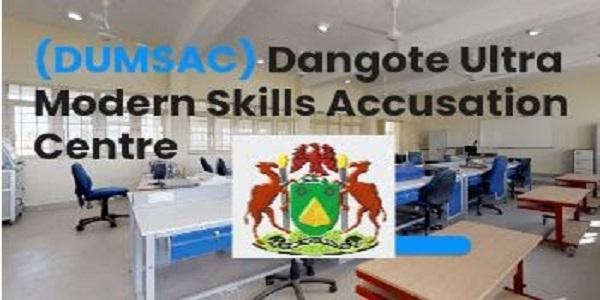 Dangote Skills Acquisition Programme