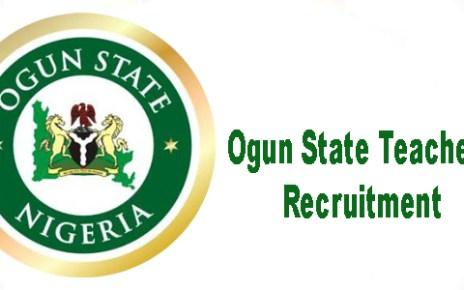 Ogun State Teachers Recruitment