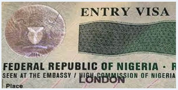 Visa Applicaton Form