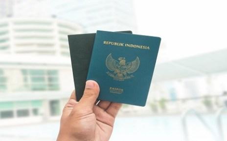 Indonesia Passport VISA