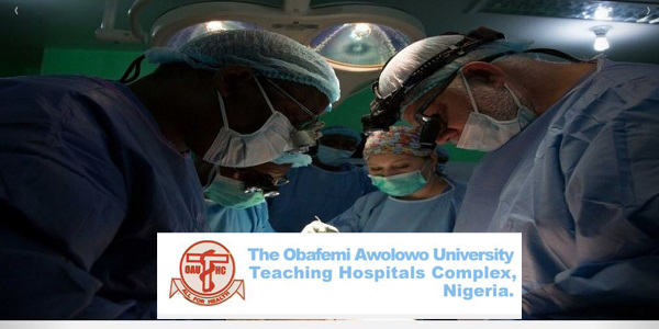 List Of Courses Offered In Obafemi Awolowo University Teaching Hospital