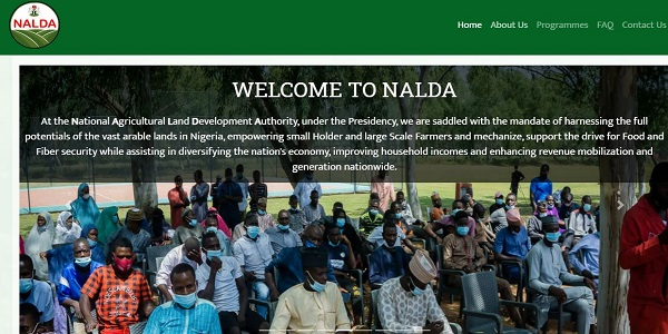 NALDA Offices and Location